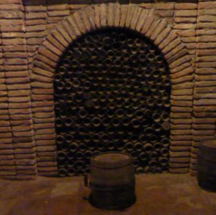 Wijnkelder Georgische wijn rondreis Georgie Saffraan Reizen.JPG