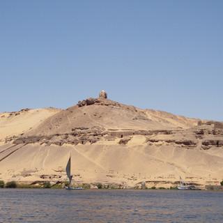 Mausoleum bij Aswan.JPG