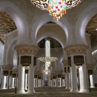 In de moskee.JPG