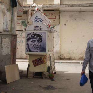 Yasser Arafat in Ramallah, Palestina.JPG