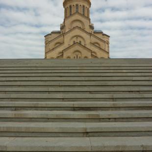 St. George Tbilisi rondreis Georgie Saffraan Reizen.JPG