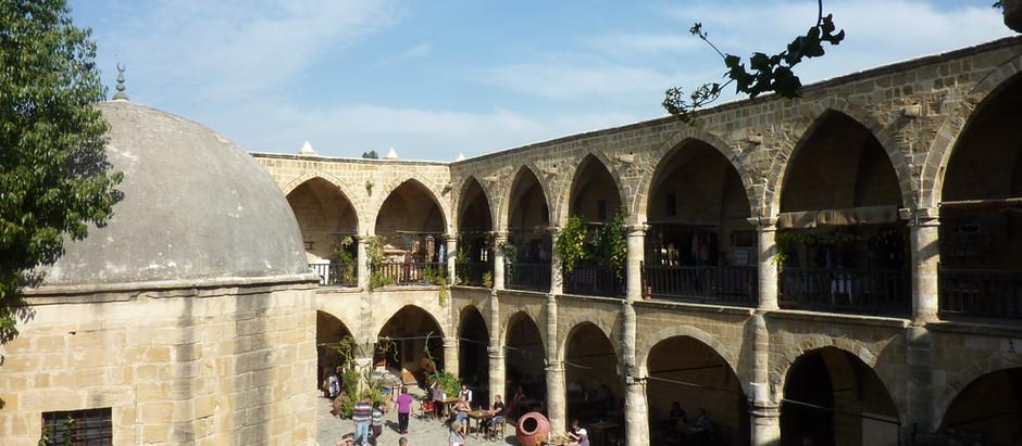 Mandolinen zongen zacht in Nicosia