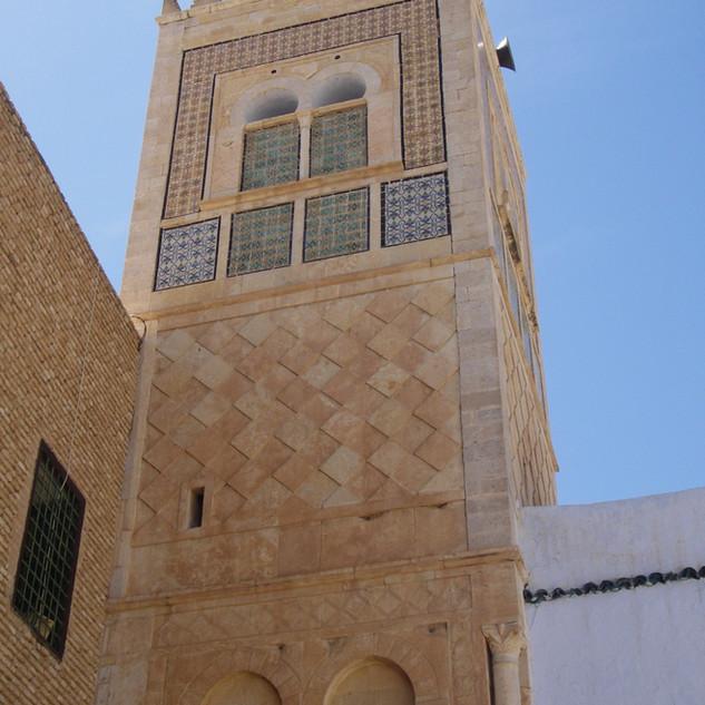 Zaouia van Sidi Sahab, Kairouan.JPG