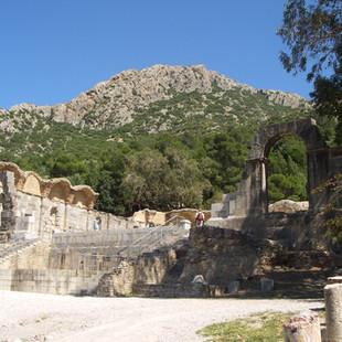 Zaghouan, Temple des Eaux.JPG