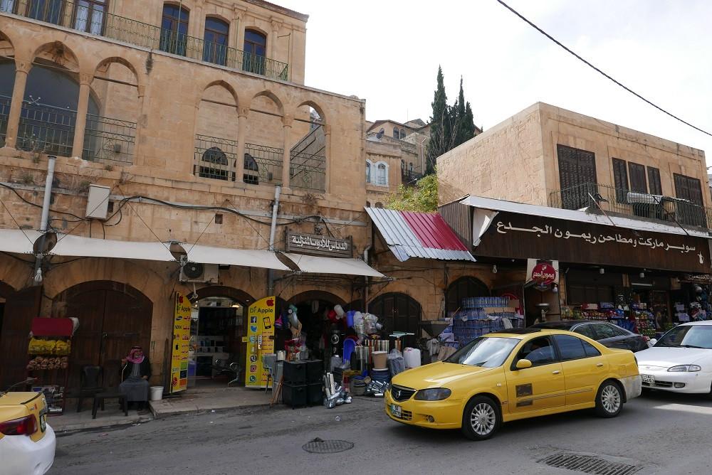 Abu Jaber House in Salt, Jordanië - Saffraan Reizen