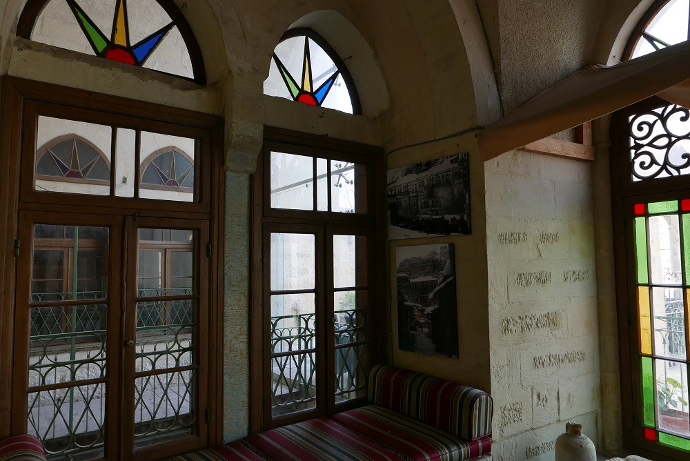 Interieur Abu Jaber House in Salt, Jordanië - Saffraan Reizen