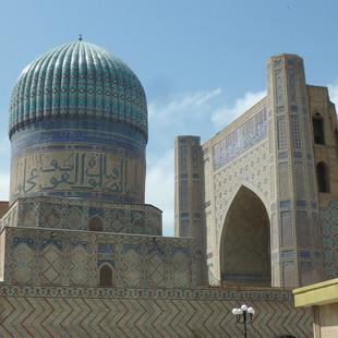 Bibi Khanum Samarkand.JPG