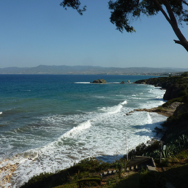 Westkust van Cyprus.JPG