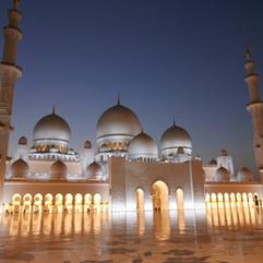 Foto's Dubai & Abu Dhabi