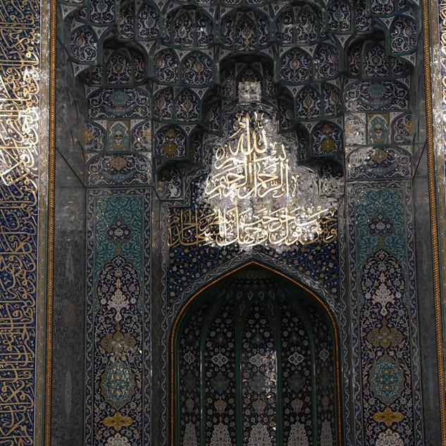 Sultan Qabus moskee, Muscat, Oman.JPG