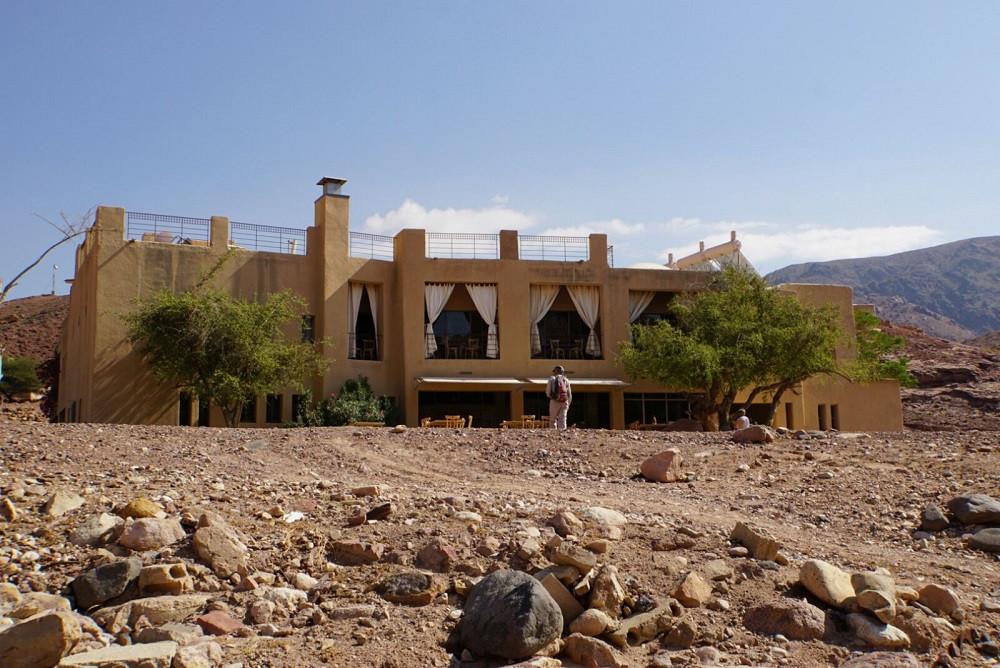 Feynan Ecolodge, Jordanië - Saffraan Reizen