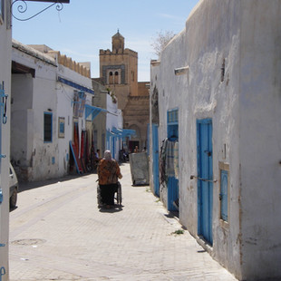'n Straatje in Kairouan.JPG