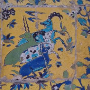 Tegeltableau Isfahan, Iran.jpg