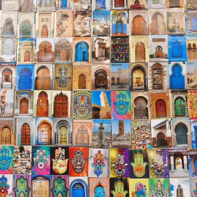 Souvenir uit Marokko.JPG