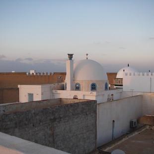 Kairouan in de winter.JPG