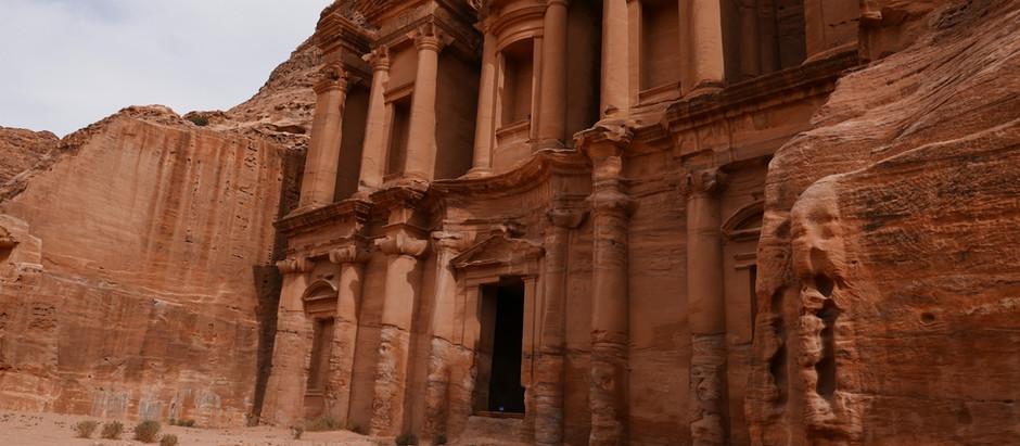 Jordaanse sites op de Werelderfgoedlijst van UNESCO
