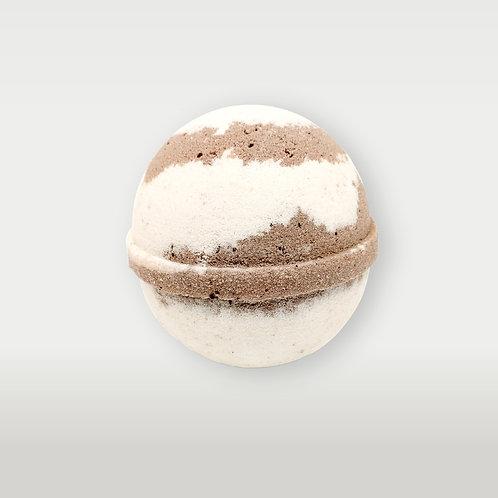 Coffee and Cream Bath Bomb