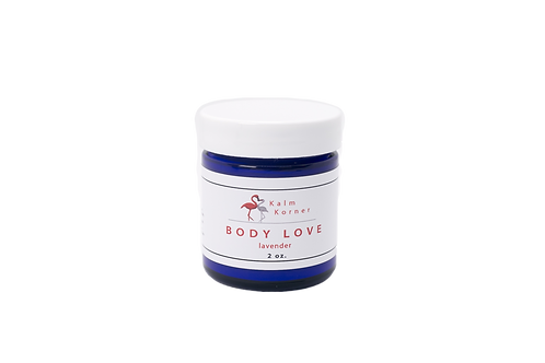 Soothing Lavender Body Love Moisturizer, 1.7 oz