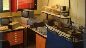 The Beginnings of Academic Work - Ultrasound Imaging 1981