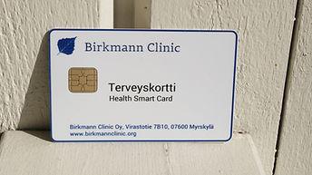 Birkmann Clinic Terveyskortti.JPG
