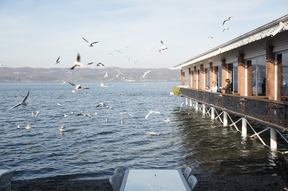 Sapanca Lake, Turkey