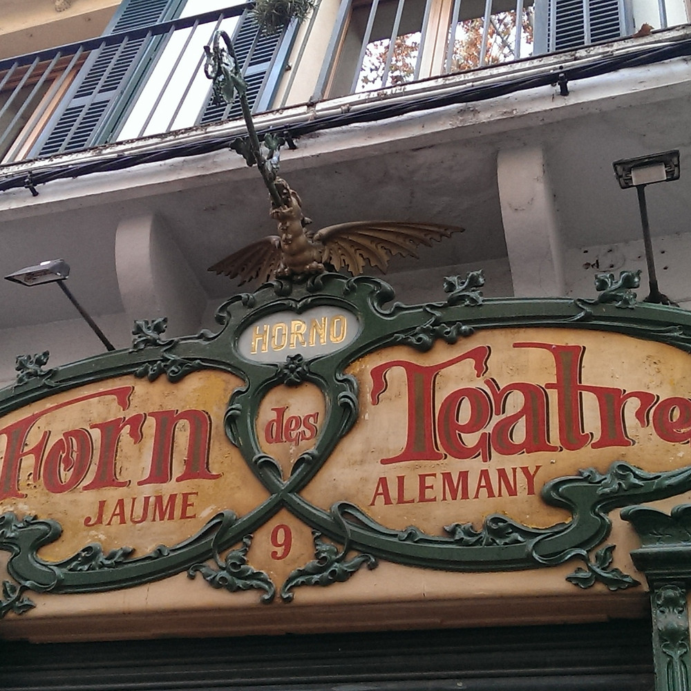 Forn des Teatre in Palma de Mallorca