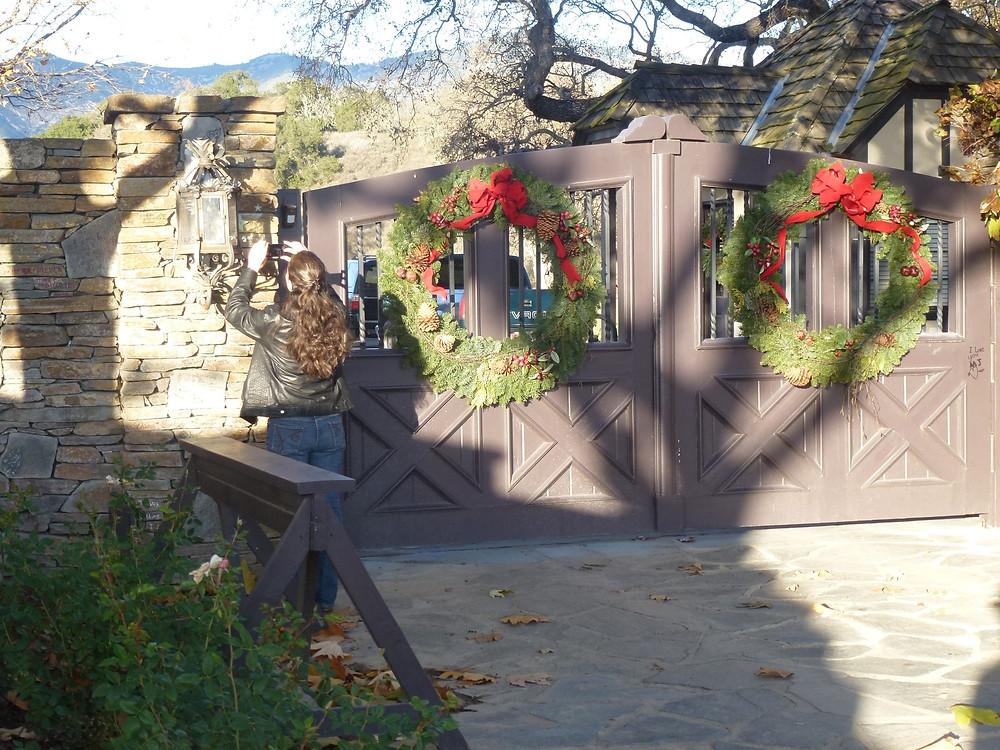 At Neverland Gate