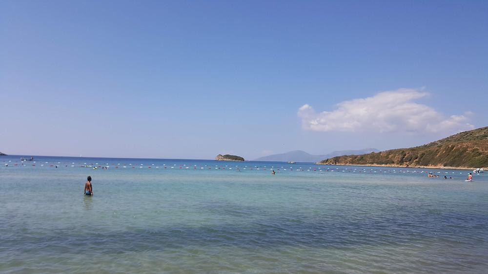 Karaincir Beach, Turkey