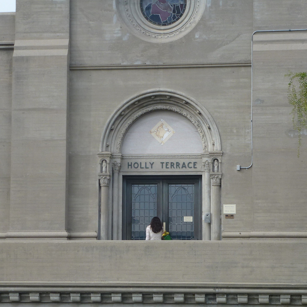 Holly Terrace, The Forest Lawn Cemetery