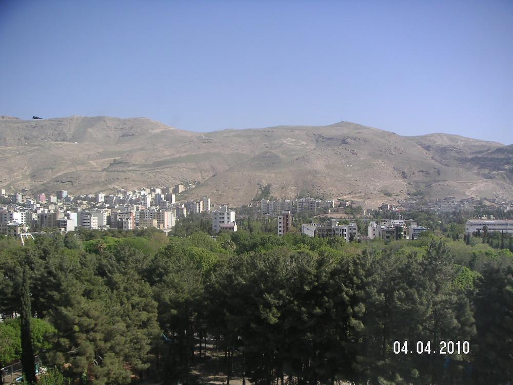 View of Shiraz