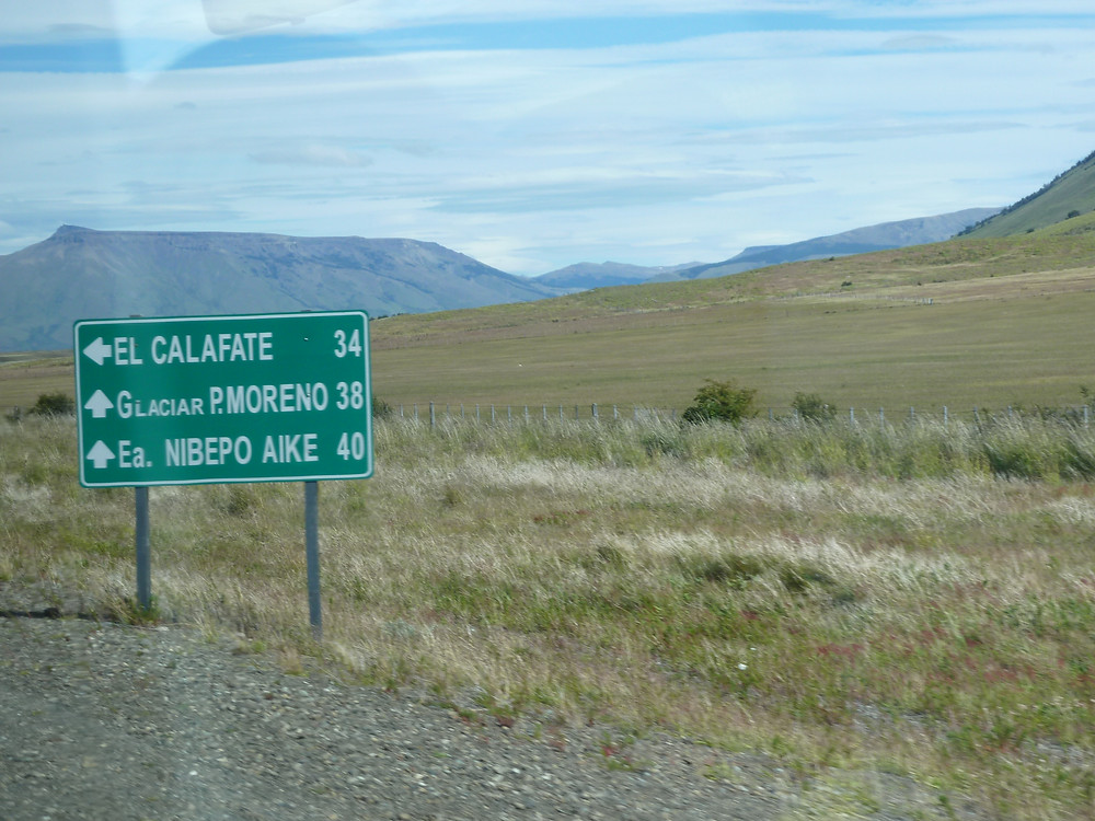 Stepps of Patagonia