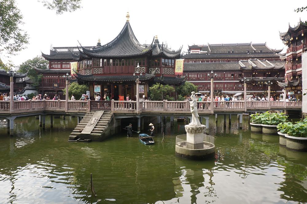 Yu Garden, Shanghai, China