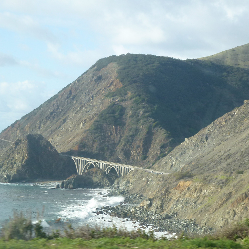 Pacific Coast Highway Bridge