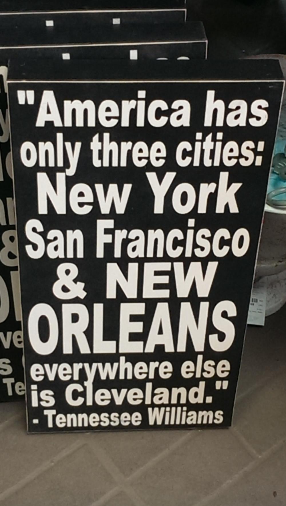 Tennessee Williams on America
