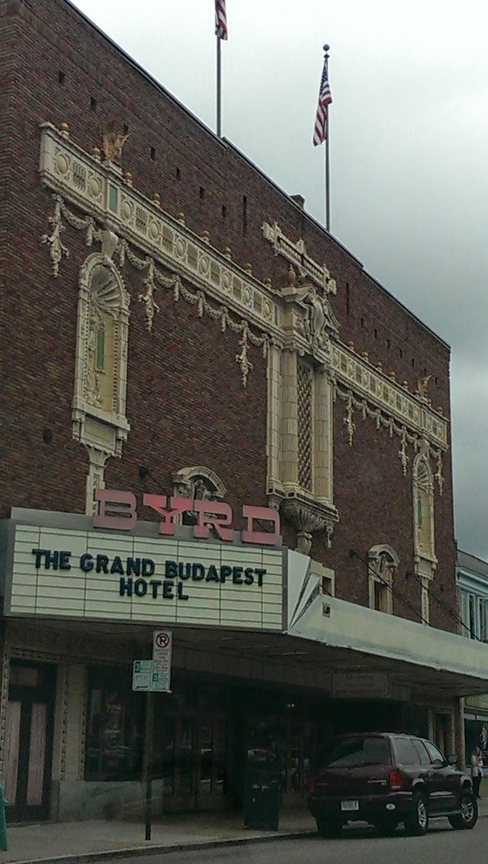 Byrd Theatre, Richmond, VA