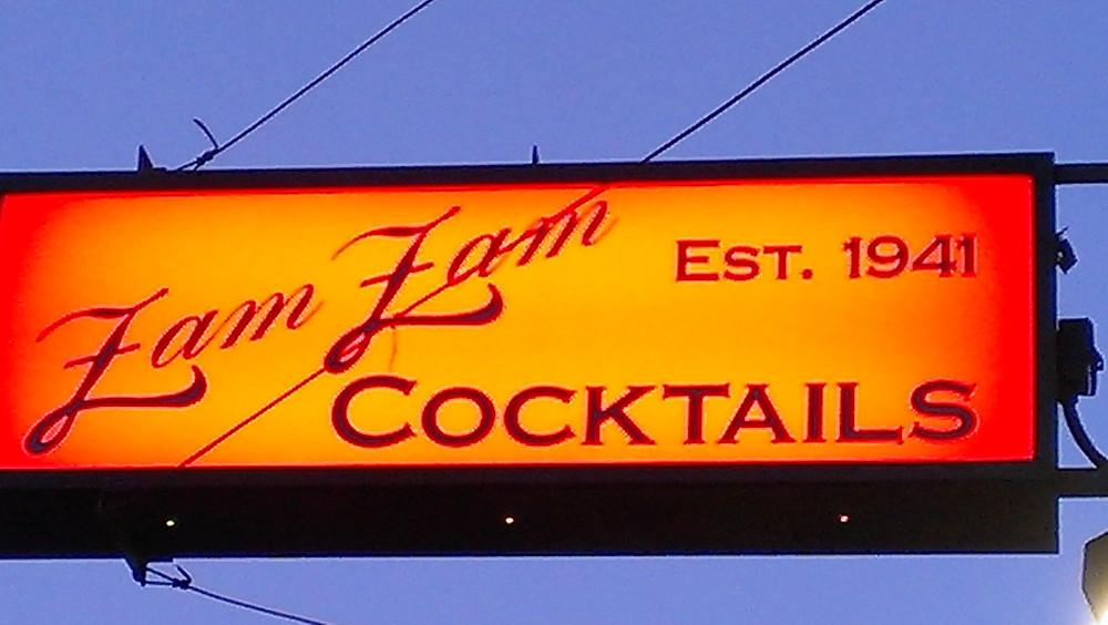 Bar in Haight