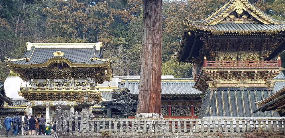 Shrines, Temples of Nikko, Japan