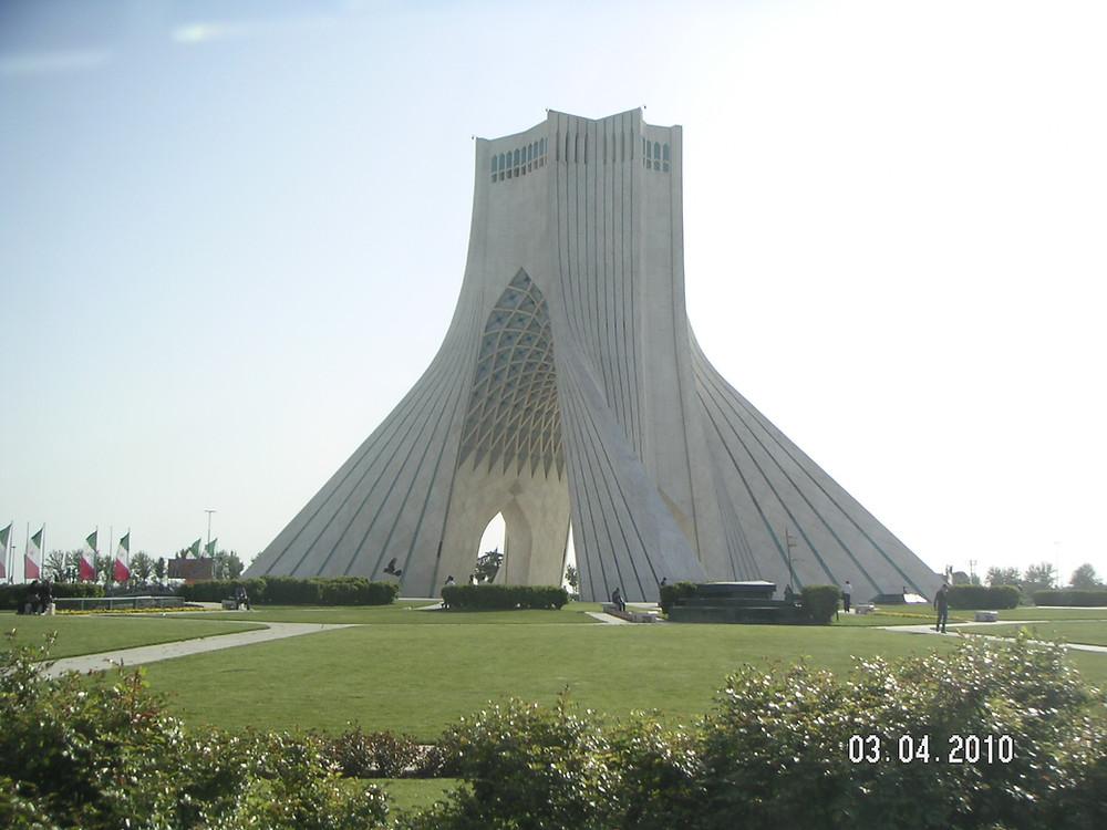 Azad Monument