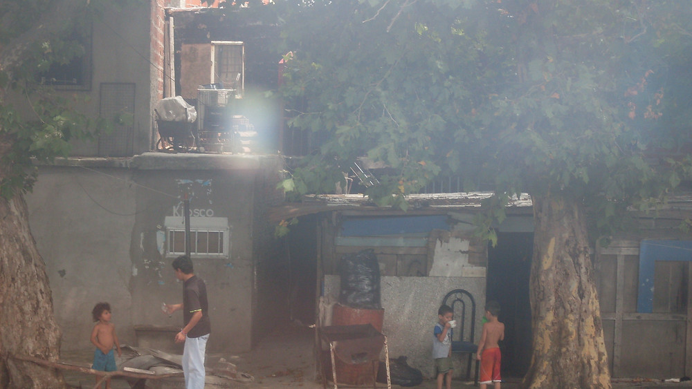 Shanty towns of Buenos Aires