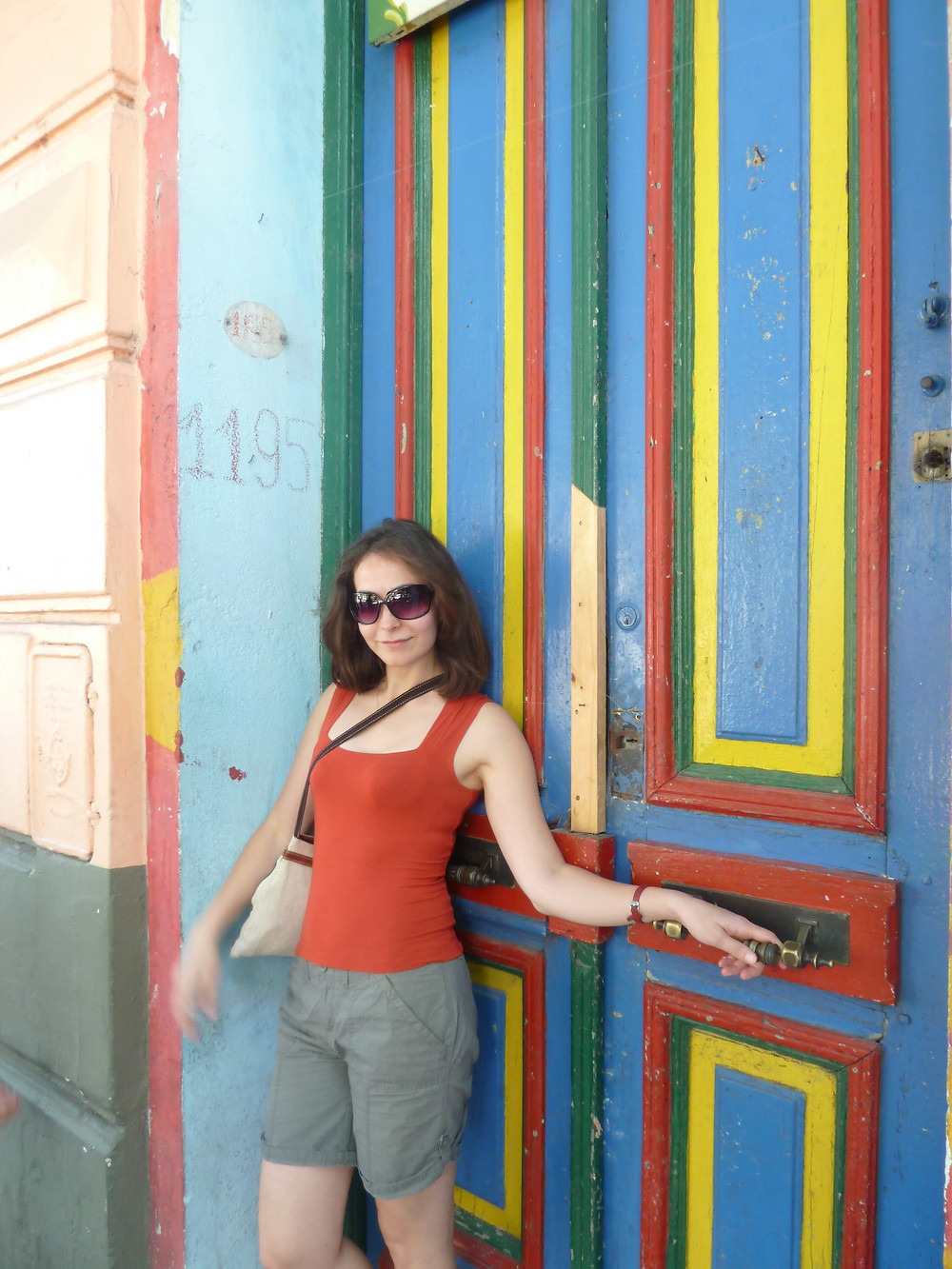 La Boca Door