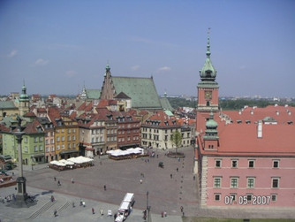 POLAND: The Merger of Pain and Hope