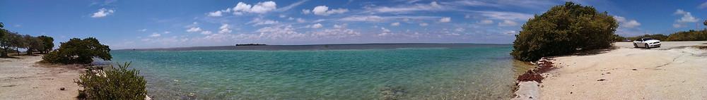Florida Keys and Mustang