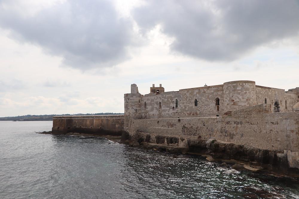 Maniace Castle, Ortigia, Syracuse, Sicily