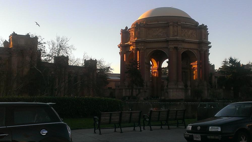 San Francisco Dome