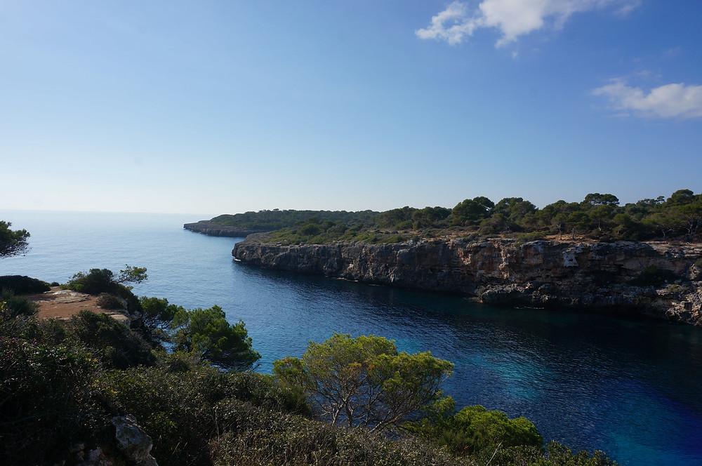 Cala Pi in Mallorca
