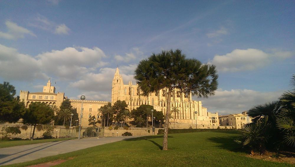 Winter Sun in Palma de Mallorca