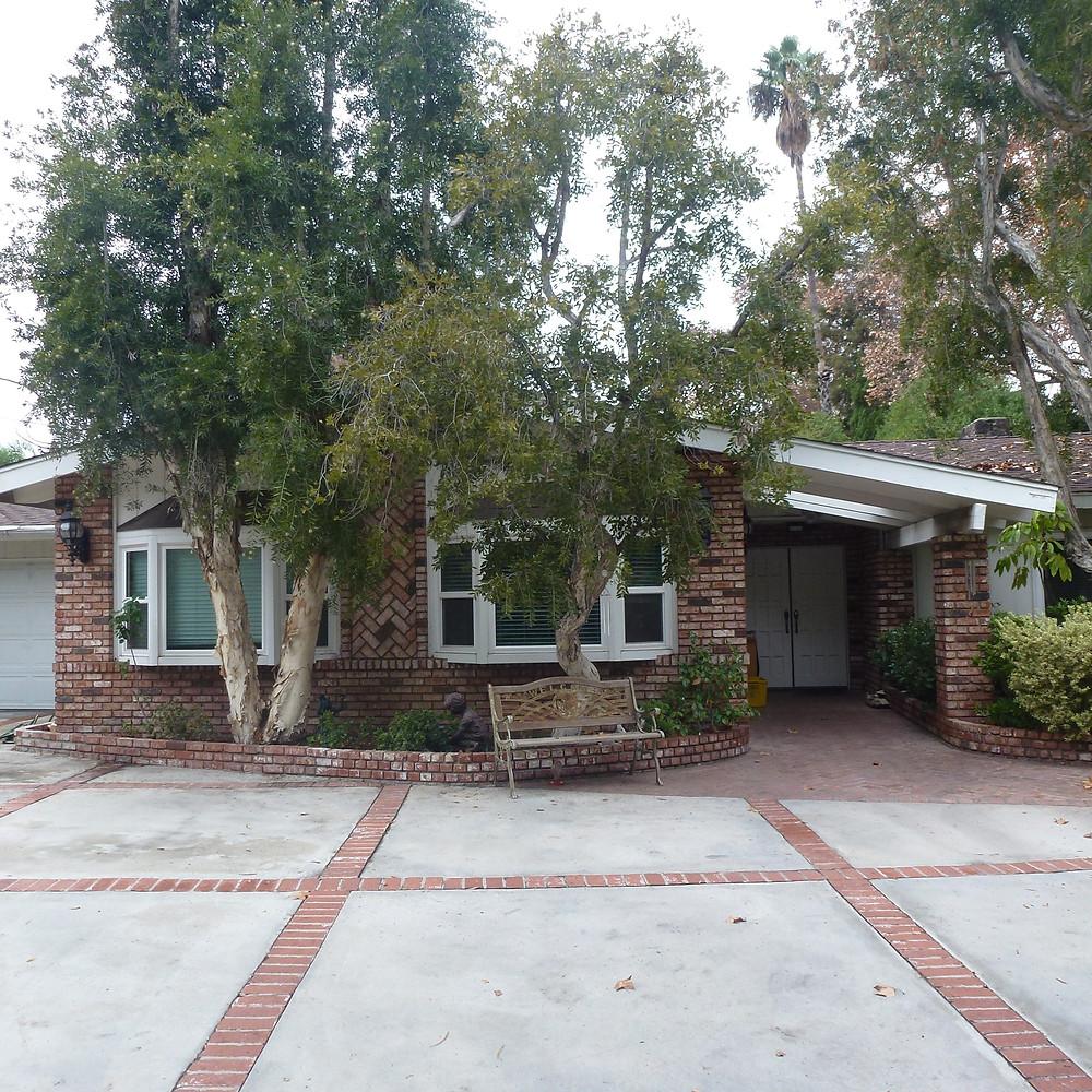 Michael Jackson's Hayvenhurst Home in Encino