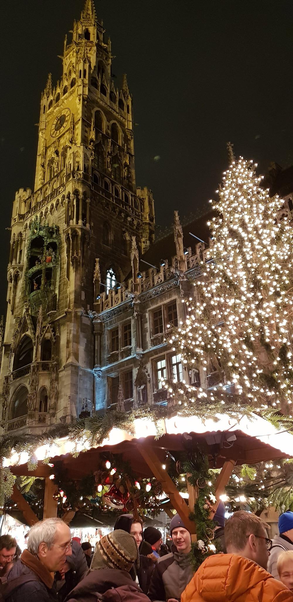 Marienplatz, Christmas Market