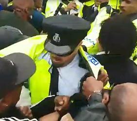 POLICE BRUTALITY BERMUDA