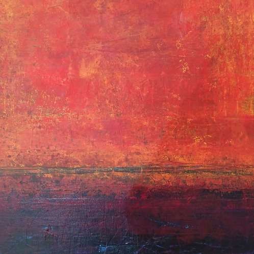 Painting on canvas 70cm x 70cm